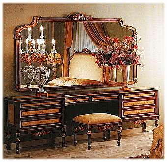 Туалетный столик ASNAGHI INTERIORS New classic collection 971305